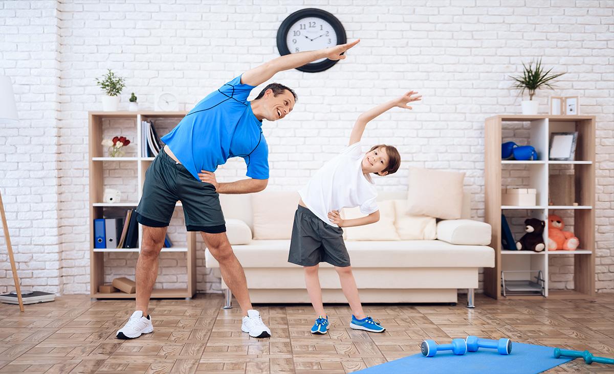 Arredare-la-stanza-del-fitness-fare-ginnastica-in-casa