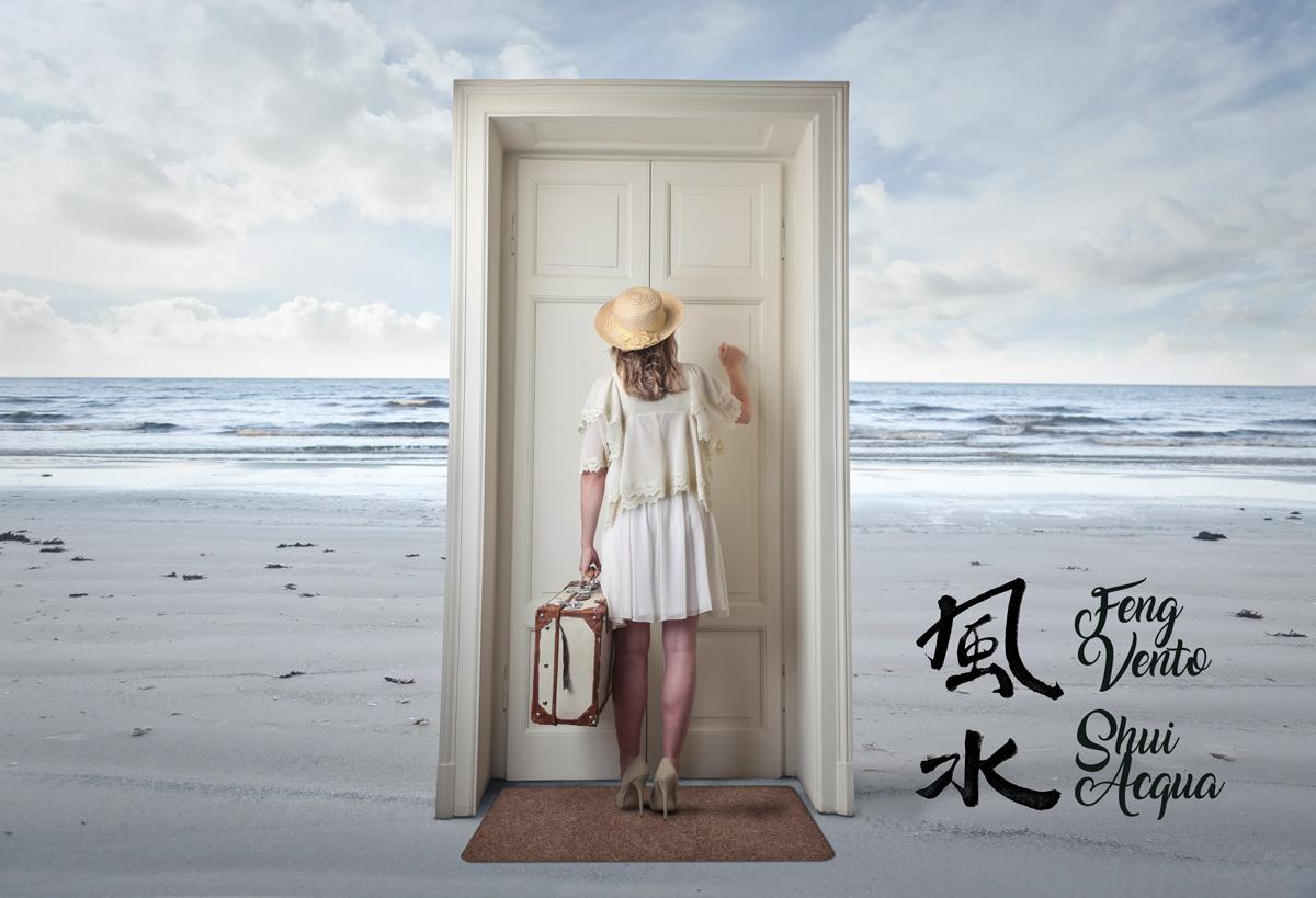 """Feng """"Vento"""" Shui """"Acqua"""" Il soffio vitale del Qi"""
